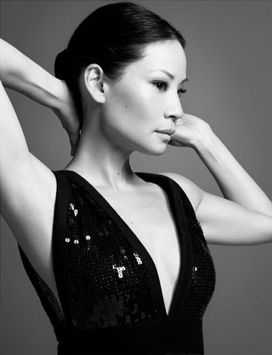 Lucy Liu as O-Ren Ishii alias Cottonmouth in Kill Bill