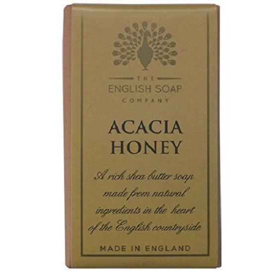 The English Soap Company Acacia Honey BAR SOAP