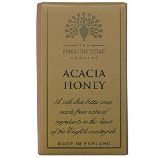 The English Soap Company Acacia Honey BAR SOAP