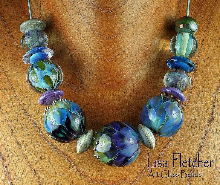 lisa fletcher lampwork beadsglass beads