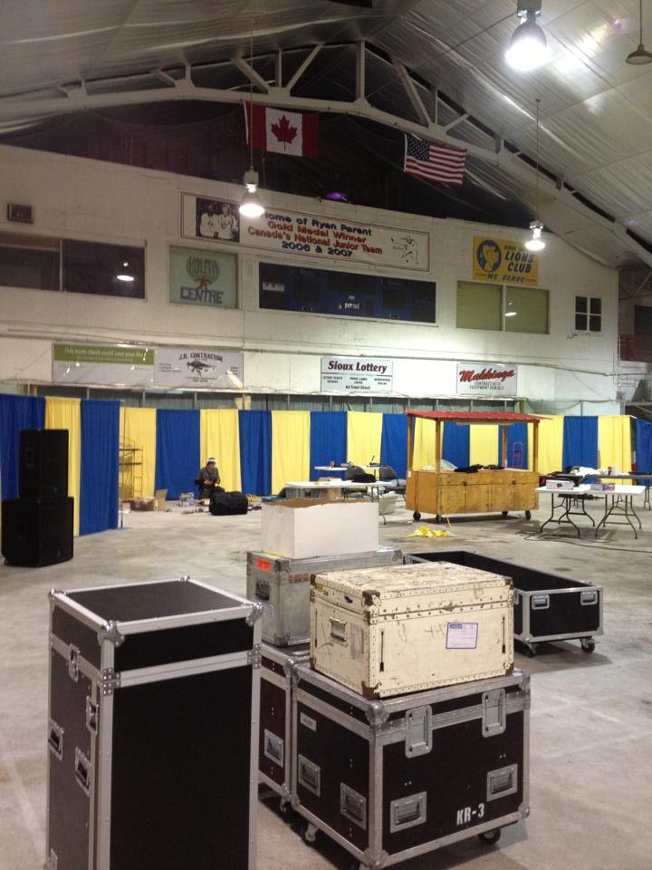 Arena Club SHOW! www.voltentertainment.com