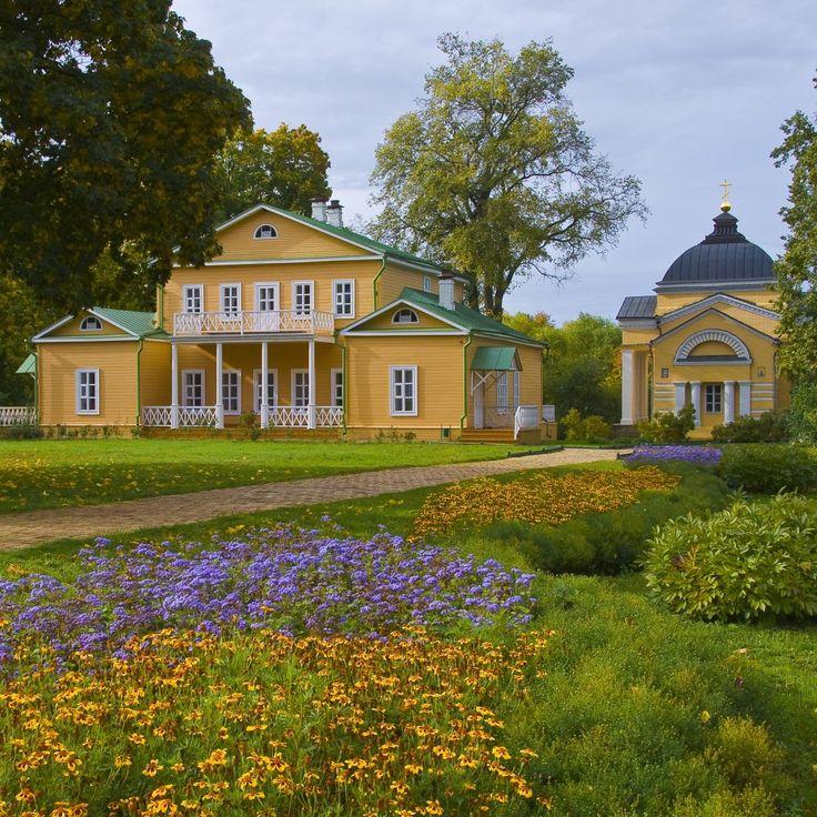 В Пензенской области протесируют туристический маршрут Наровчат — Пенза — «Тарханы» // 1PNZ.RU