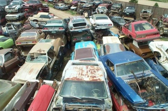 1000 Images About Vintage Junk Yards And Barn Finds On