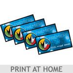 Costco - PRINT AT HOME Movie tickets. - YAY! (Because I always forget to pick them up at the store, and never feel like driving to Costco before going to the movies....)Regal Entertainment Group ePremiere Movie 4-pack E-Tickets -