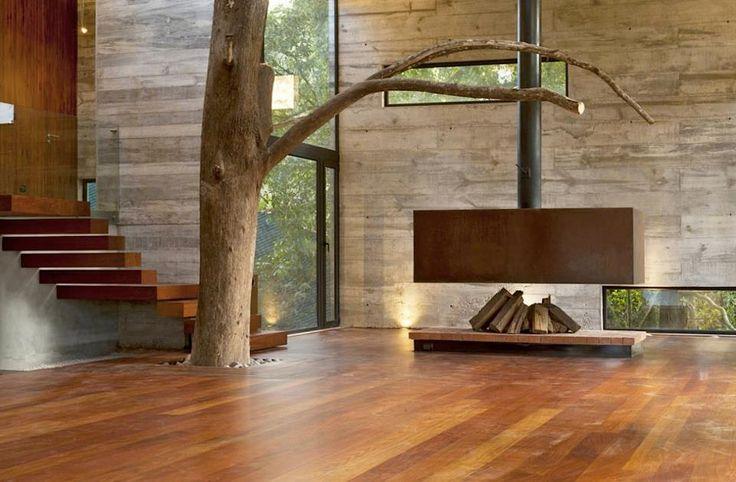 Interior: Interior Design, Home Coral, Idea, Fireplaces, Peace Architecture, Living Room, Architecture