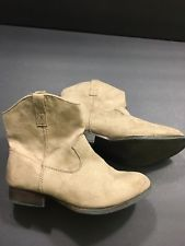 Old Navy Girls Ankle Boots Size 1