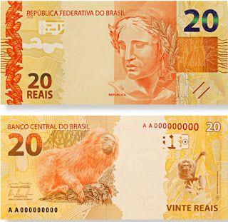 20 reais cédula