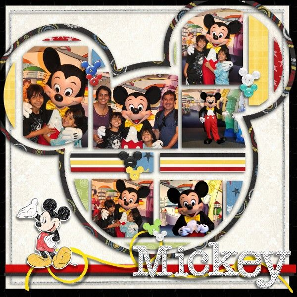 digital layout but easily liftable in paper scrapping... especially if you have the disney circut cartridge