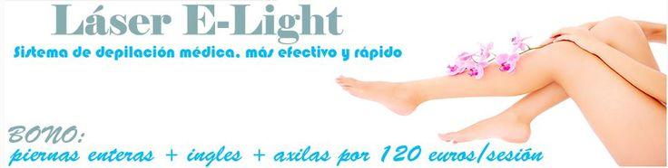 Los mejores precios en depilación láser. Sistema de última generación E-Light. Os dejamos las ofertas de Navidad de este año:  http://www.nayva.com/navidad-2014/