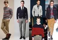 black ivy league fashion
