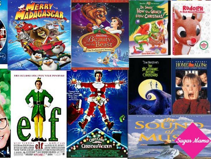 Χριστουγεννιάτικες ταινίες για ολη την οικογένεια!