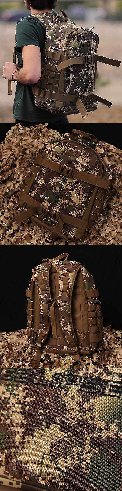 Equipment Bags and Cases 64672: New Planet Eclipse 2016 Gx Gravel Paintball Backpack Gear Bag - Hde Earth Camo -> BUY IT NOW ONLY: $79.95 on eBay!