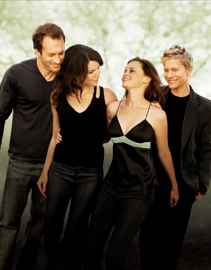 gilmore girls - The girls that taught me how to live and love!