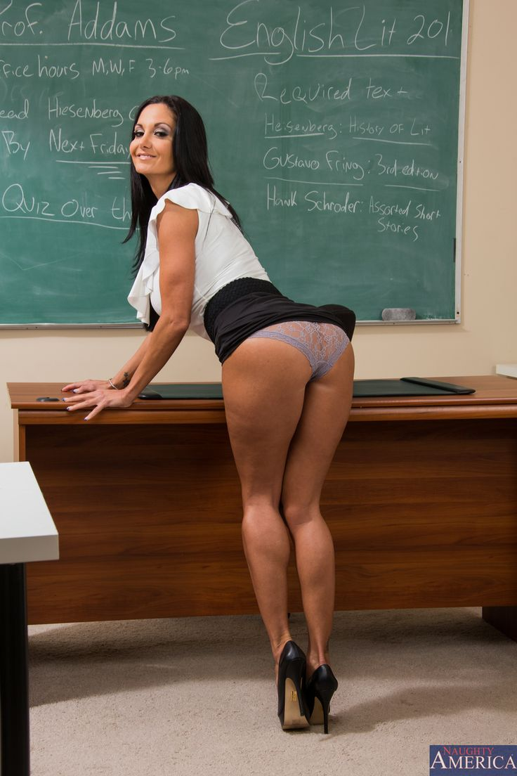 Teacher Sexy Ass