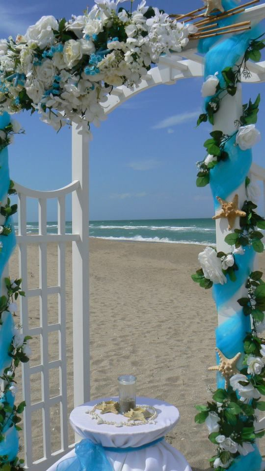 17 Best Images About Florida Beach Weddings On Pinterest