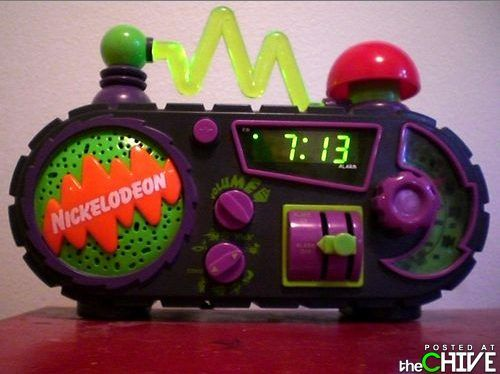@Sarah LaFrance omg remember???: My Sisters, 90S Kids, Alarm Clocks, Childhood Memories, Awesome 90S, Growing Up, 90S Toys, Nickelodeon Alarm, 90 S Kids
