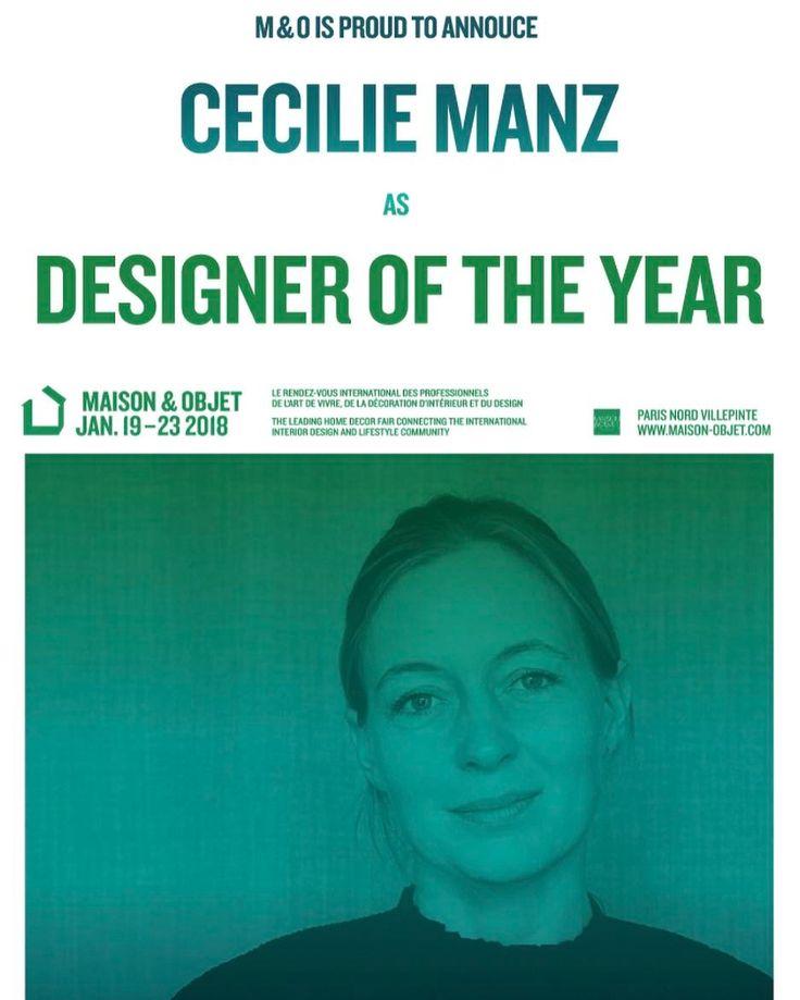 Cecilie Manz: Qui est le designer de l'année de Maison et Objet 2018?   Magasins Déco   Les dernières tendances pour votre maison