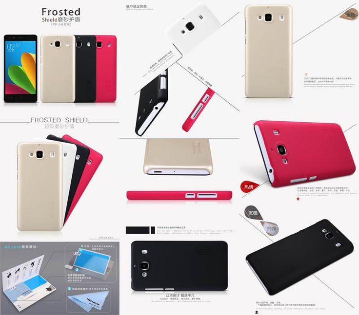 Nillkin Hard Case Xiaomi Redmi 2 - Rp 99.000 - kitkes.com