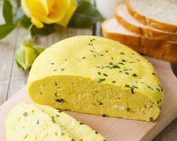 Домашний сыр ламбер