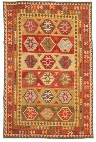 Kilim Afgán Old style szőnyeg 187x286