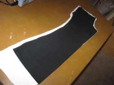 How to make your own shade undershirts. So easy!