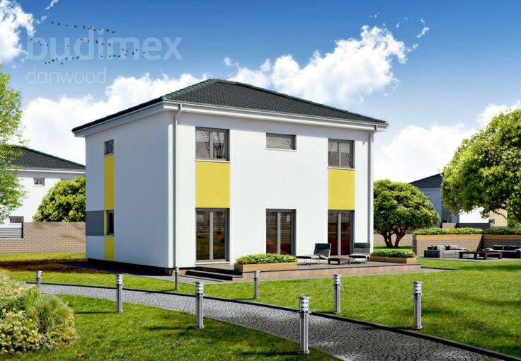 Zweigeschossige Häuser Danwood Park 140W || #hauser #house || http://www.danwood.de/hauser/zweigeschossige/park-140w