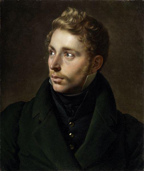 Jacques Joseph de Cathelineau - Anne-Louis Girodet de Roucy-Trioson 1767 - 1824 - Pictify - your social art network