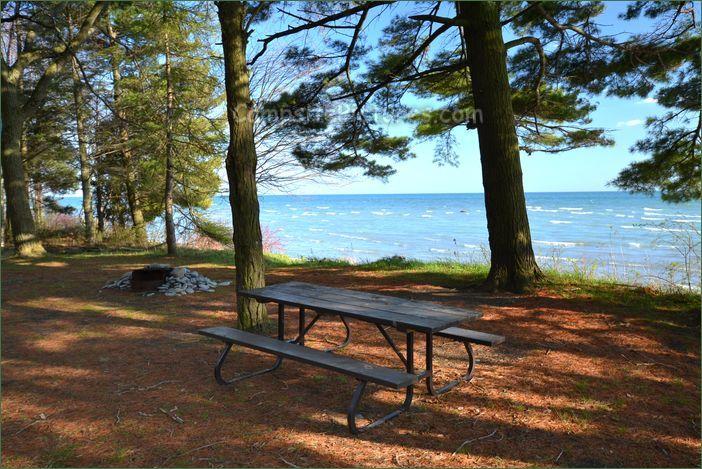 Presqu'ile Provincial Park, Camping in Ontario Parks
