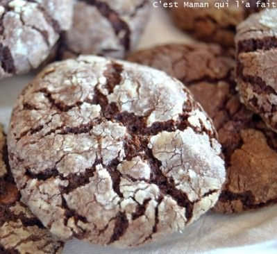 crinkles recette