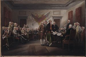 """English: """"The Declaration of Independence...                                                                                                                                                                                 More"""