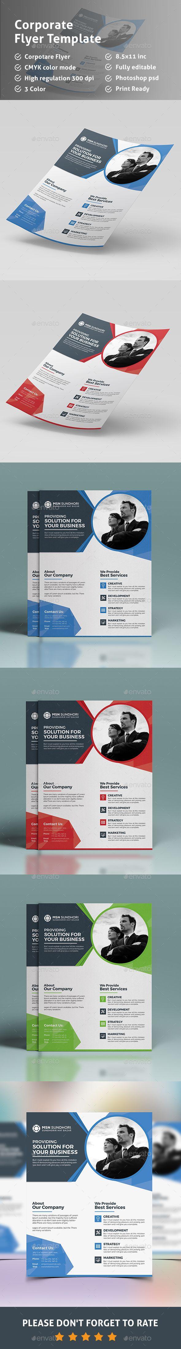 Flyer Template PSD. Download here: http://graphicriver.net/item/flyer-/15518058?ref=ksioks
