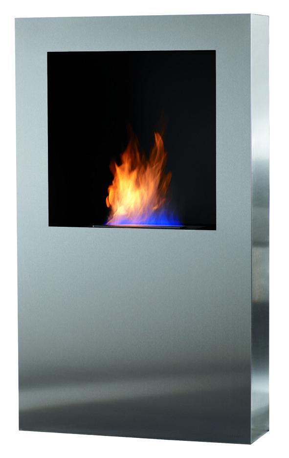Cubico XL Safretti Fireplace Collection - #Fireplace #InteriorDesign #Fire #Safretti
