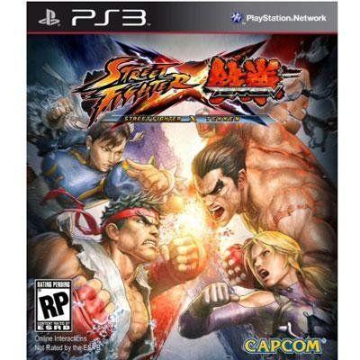 34045 Street Fighter x Tekken PS3 @ niftywarehouse.com #NiftyWarehouse #StreetFighter #VideoGames #Gaming