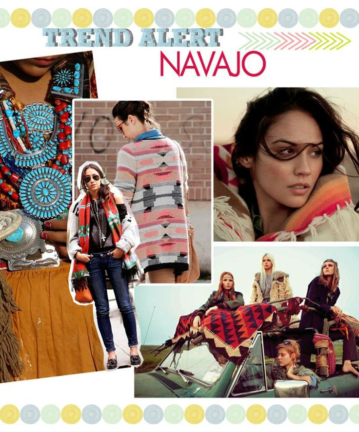 Tendência #Navajo - no blog: http://www.amoobijoux.com.br/