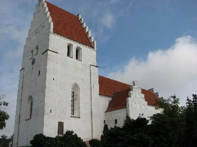 Keldby Elmelunde Kirke :: Historie