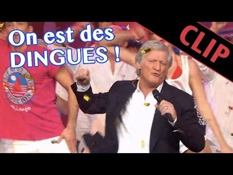 On Est Des Dingues - Patrick Sébastien - Nouvelle Chanson Exclusive - YouTube