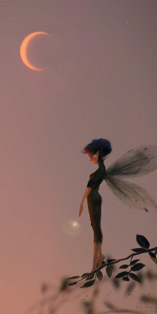 She looks like the Audrey Hepburn fairy.
