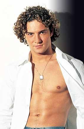 David Bisbal! Probably one of the loveliest Hispanic singers besides Enrique Iglesias!