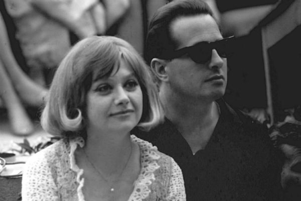 Krystyna Sienkiewicz i Lucjan Kydryński