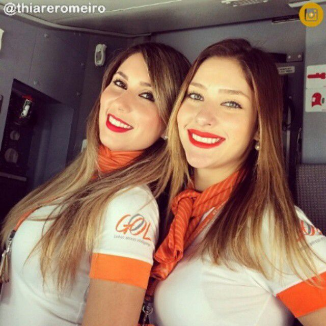 GOL Airlines Stewardesses