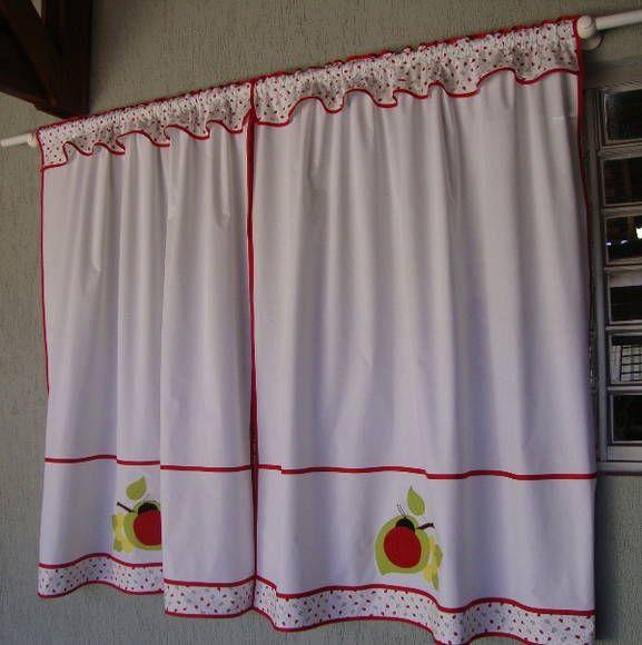 12 melhores imagens de cortinas e band s no pinterest - Bandos para cortinas ...