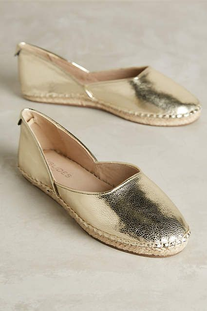 Lilly Espadrilles - anthropologie.com