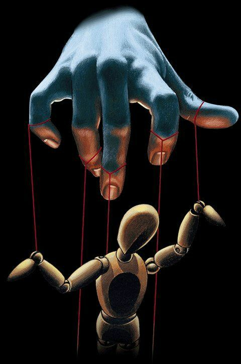 ☹Puppet ☹n a string☹