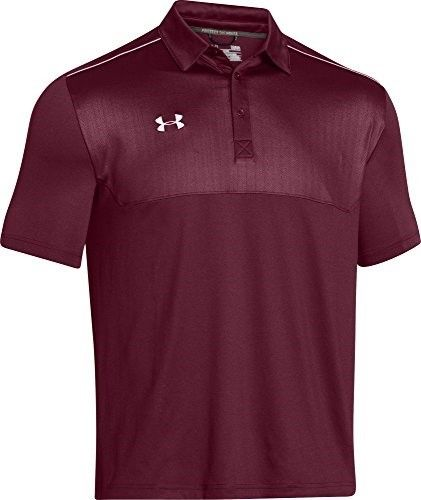 Under Armour Mens Ultimate Polo Golf Shirt Top