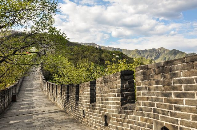 Czekolada z farszem: Wielki Mur Chiński