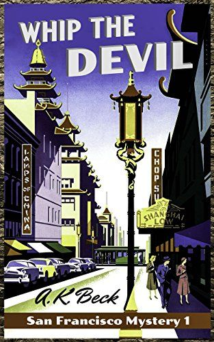 Only 99cents:  Oct 21 – Oct 31st. A compelling mix of traditional private investigator, elements of cozy and humor, a generous dash of noir and a baffling whodunit. Whip The Devil takes place in 1950's San Francisco and is mindful of classic Golden Age mysteries.
