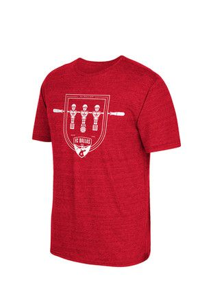 Adidas FC Mens Red Kicker Fashion Tee