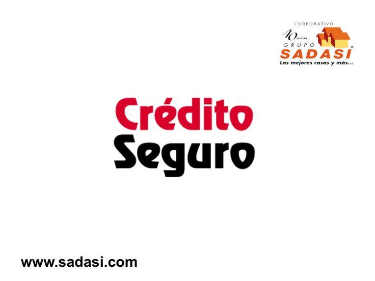 #conjuntoshabitacionales LAS MEJORES CASAS DE MÉXICO.  En Grupo Sadasi, también contamos con el CRÉDITO SEGURO. Un programa de ahorro para derechohabientes con relación laboral vigente, que no tengan la puntuación y que permite el acceso al Crédito INFONAVIT, al cumplirse puntualmente la meta de ahorro, que es aplicada para incrementar la capacidad de compra. En Grupo Sadasi, siempre tendremos un esquema para usted que pueda adquirir su casa, informes@sadasi.com