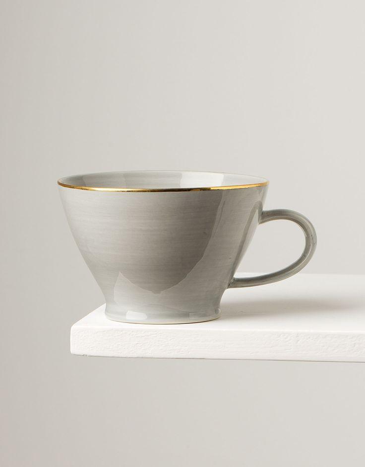 mug light grey