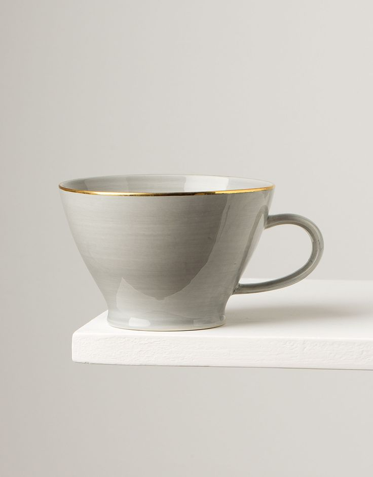 mug light grey